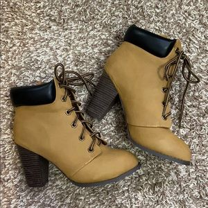 Brand New Ankle Boots.